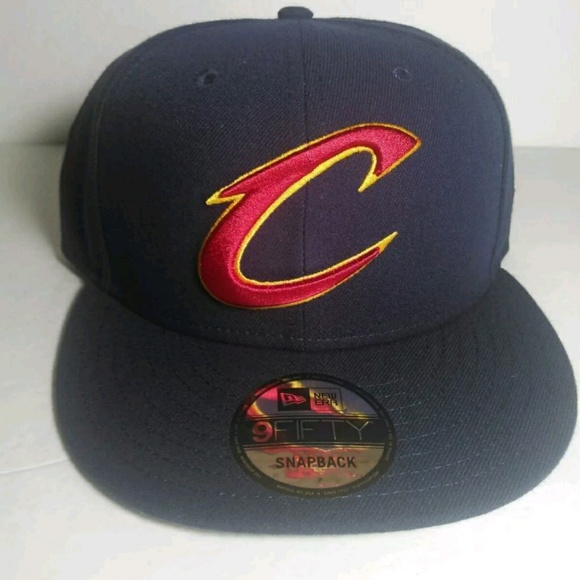 d432a122b24 Cleveland Cavaliers New Era 9FIFTY Snapback Hat